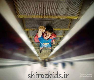 عاقبت سوپر من در شیراز
